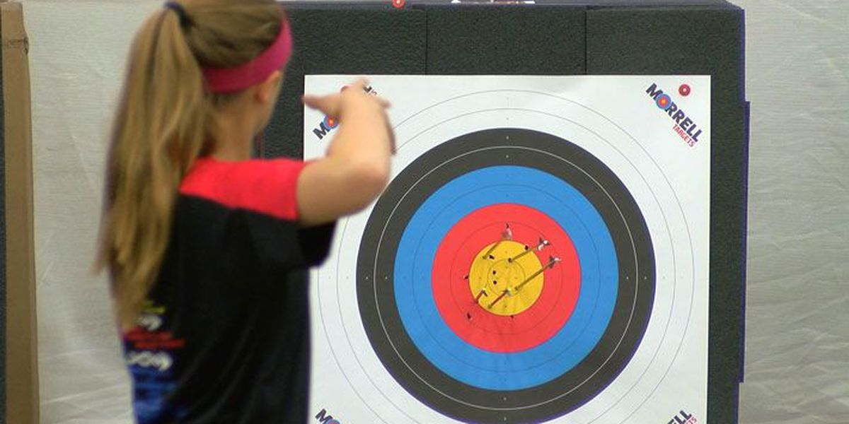 Student archers compete in Louisville