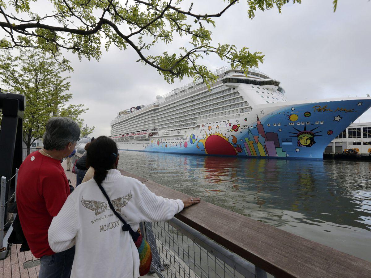 Norwegian Cruise Line threatens to skip Florida ports