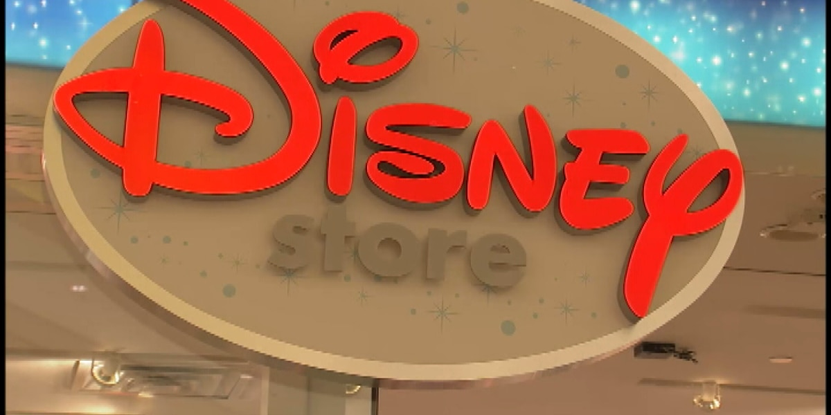 Disney Store in Oxmoor Center permanently closing
