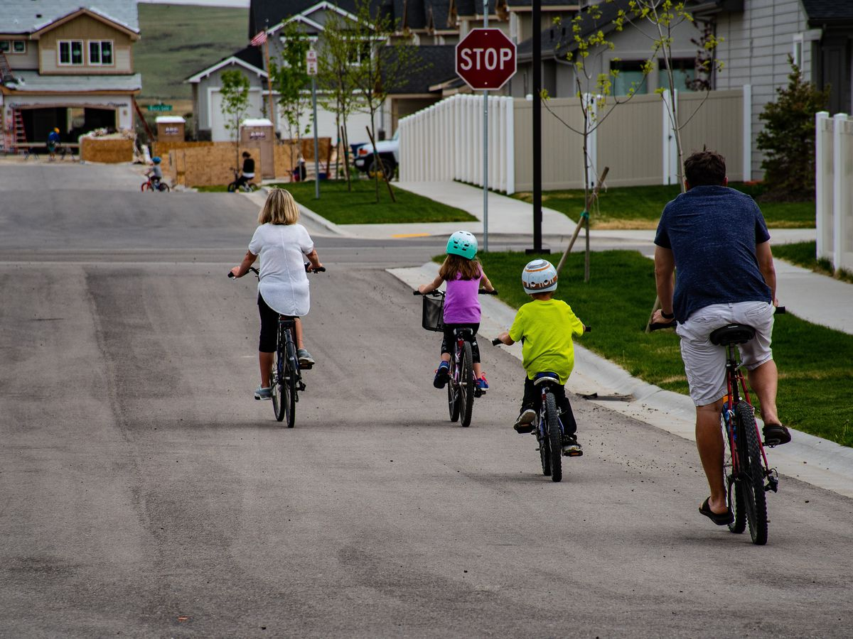 Youth helmet law intent is awareness, not fines
