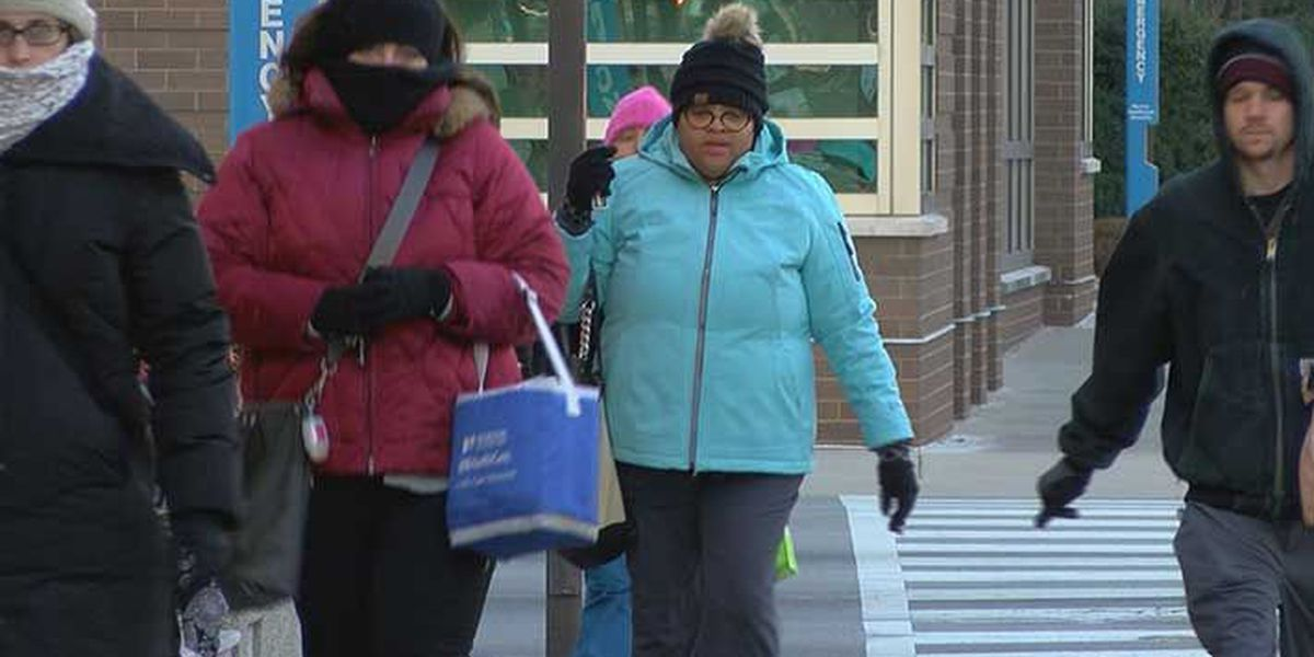 Can't get warm? Maybe it's your winter clothes