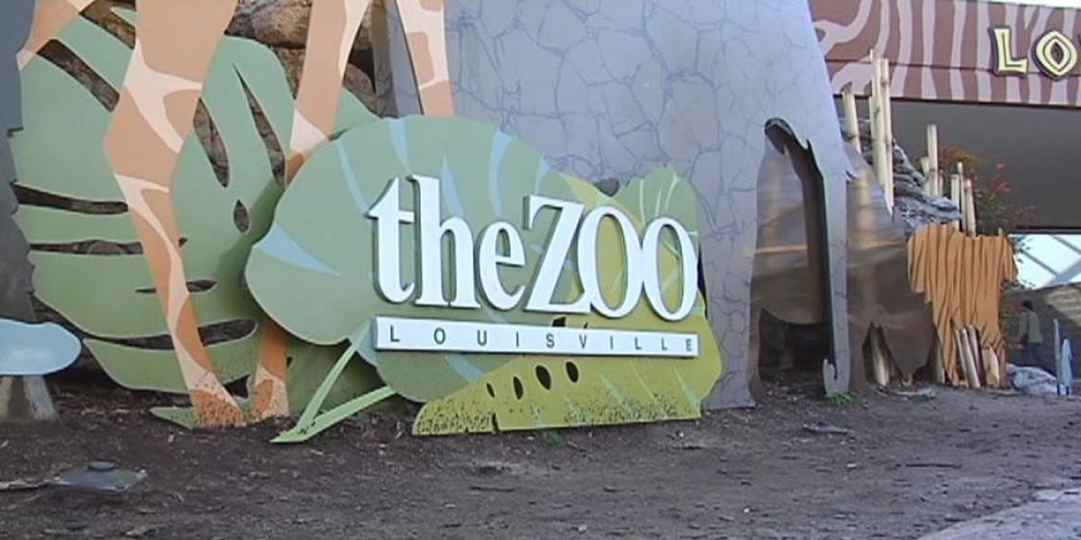 Gas leak report forces Louisville Zoo evacuation