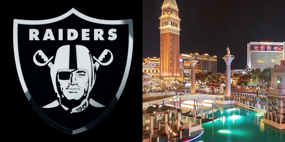 Raiders officially say goodbye to Oakland, hello to Las Vegas