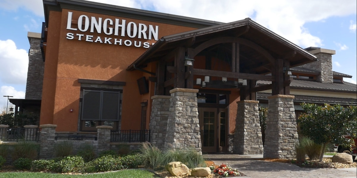 Longhorn Steakhouse donates leftover food to Louisville organizations