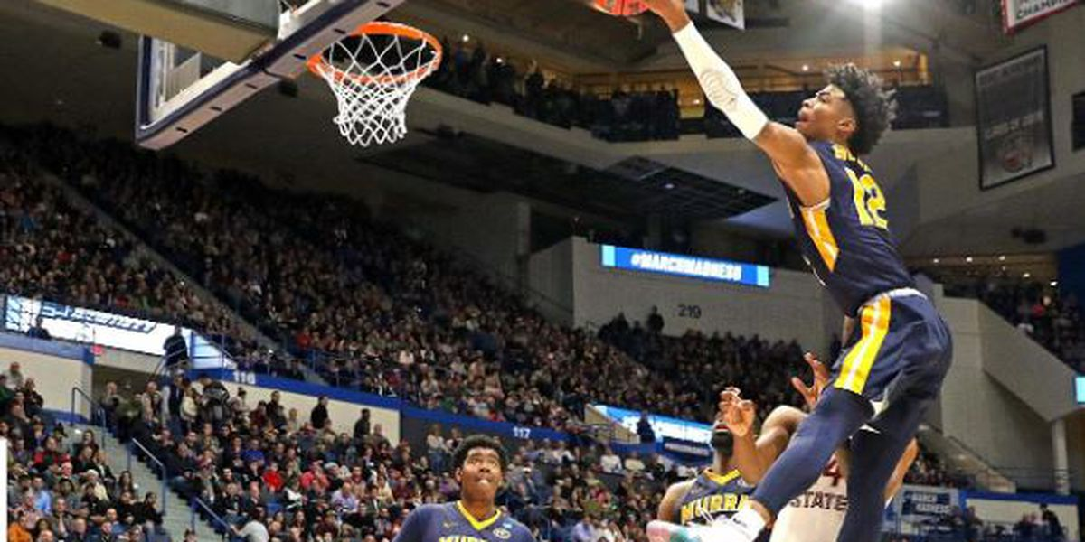 Murray State Star, Morant Declares for NBA Draft