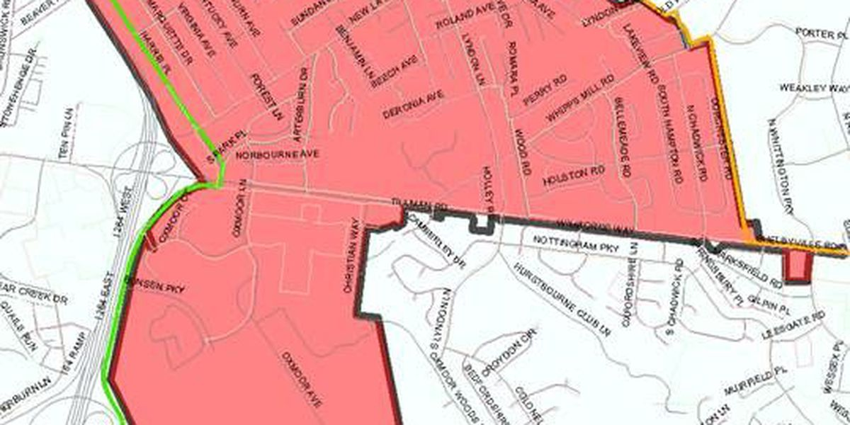Boil Water Advisory lifted for parts of Louisville's east end