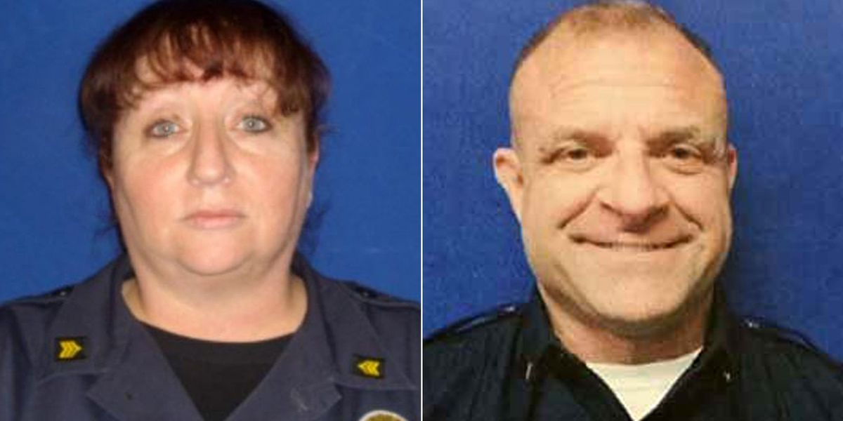 2 corrections officers plead guilty in case of handcuffed inmate being punched