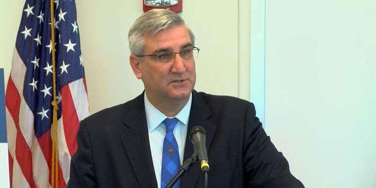 Gov. Holcomb in Sellersburg to discuss 2018 Legislative Plan