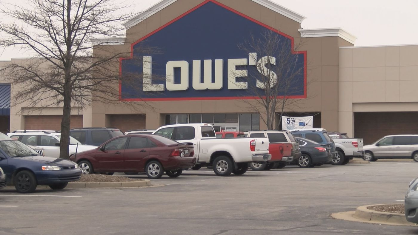3 men accused of stealing from Lowe's nearly every day for months