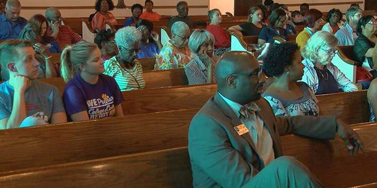 Community forums across west Louisville focused on JCPS state takeover
