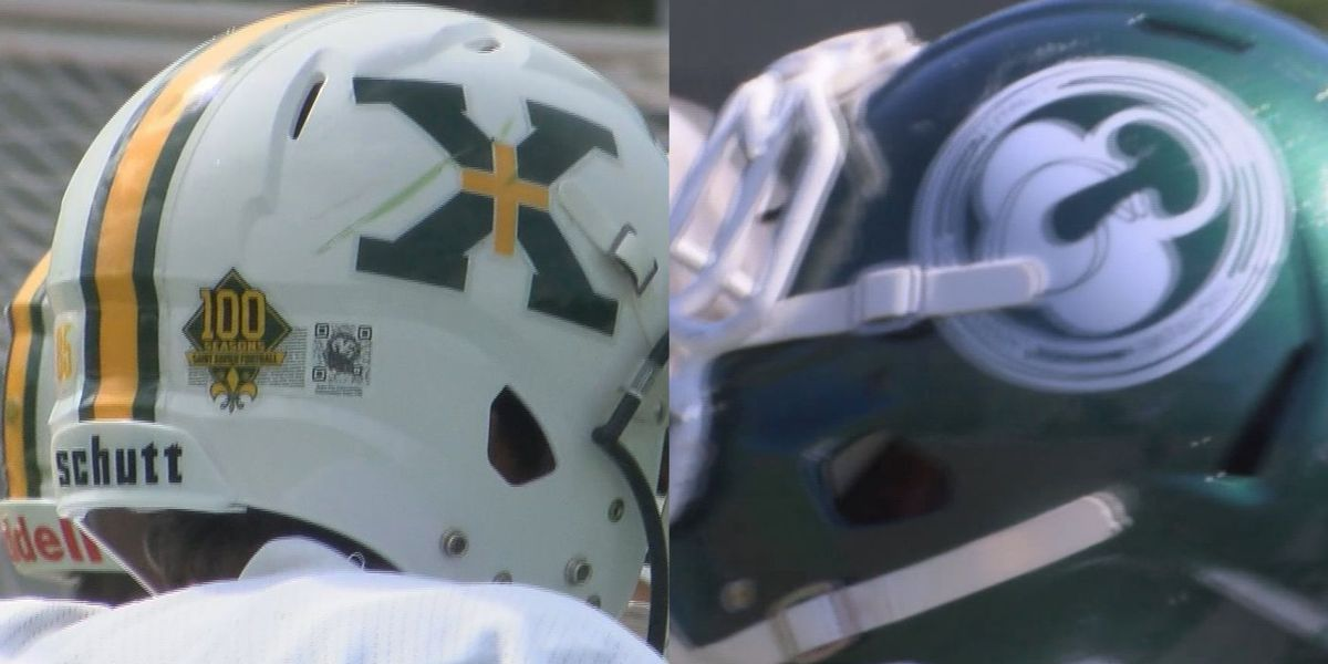 Touchdown Friday Night Game of the Week - Trinity vs. St. X