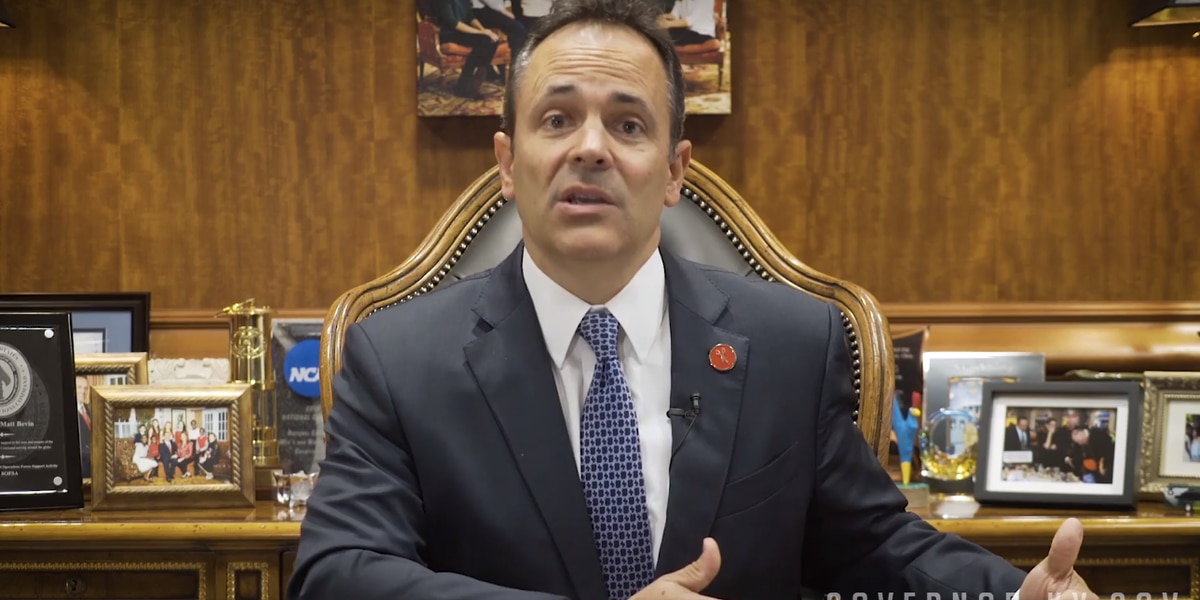 Bevin rails against 'future of journalism' in Facebook rant