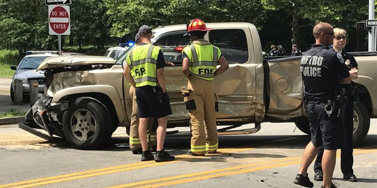 High-speed chase suspect ID'd; owner of stolen truck reacts to crash