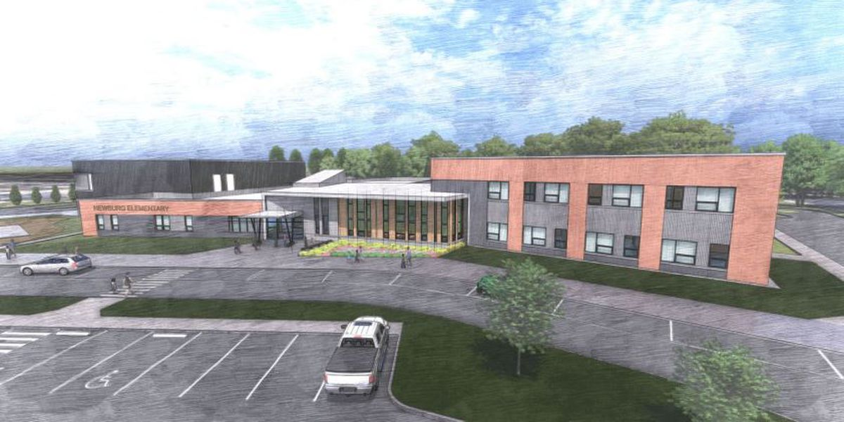 JCPS breaks ground on $16.5M Indian Trail Elementary project to replace 60-year-old building