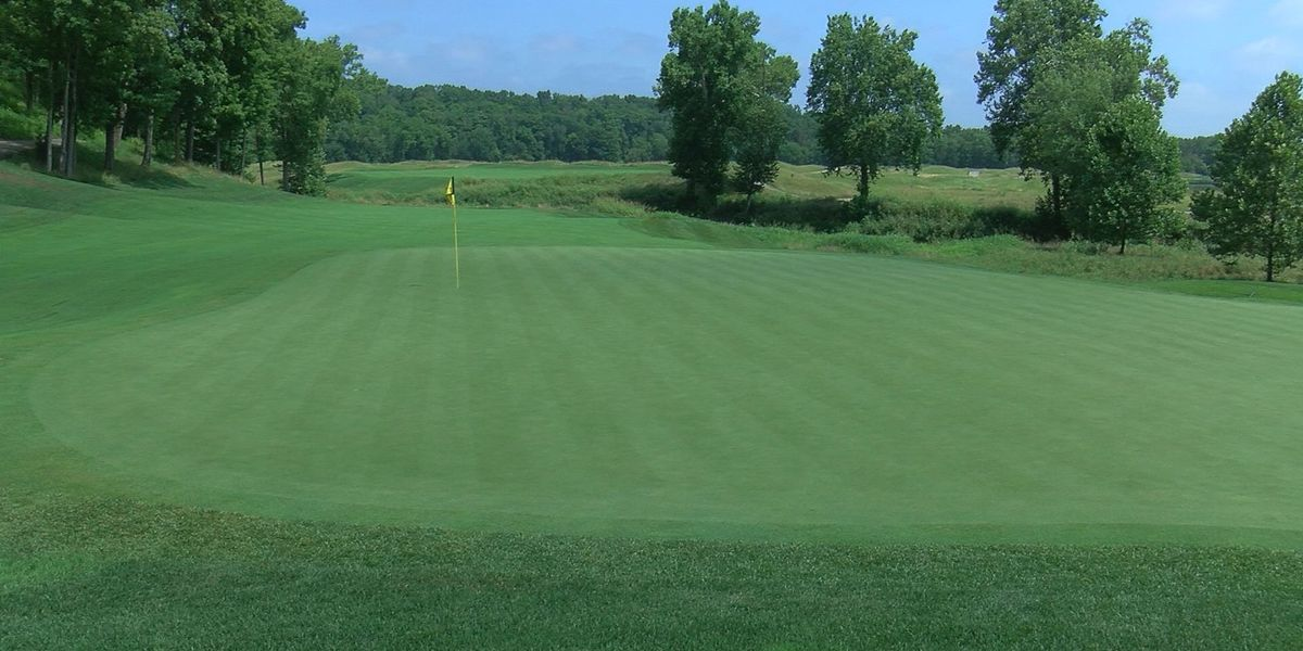 WAVE Country's Toughest 10 - Valhalla Golf Club, Hole No. 6
