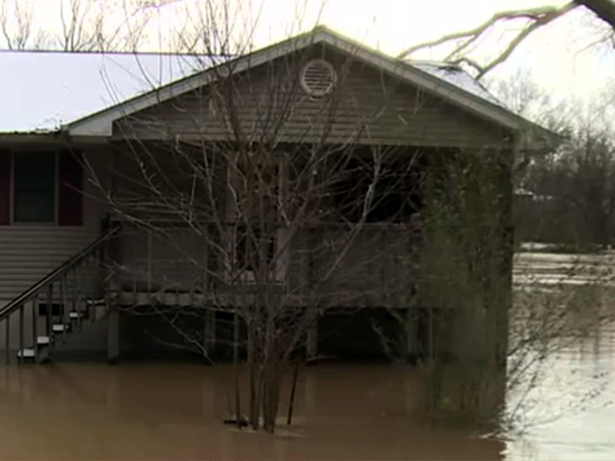 Relief work set to begin in areas hit by Cumberland River flooding