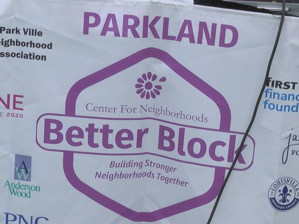 Better Block Louisville transforms Parkland neighborhood for the day