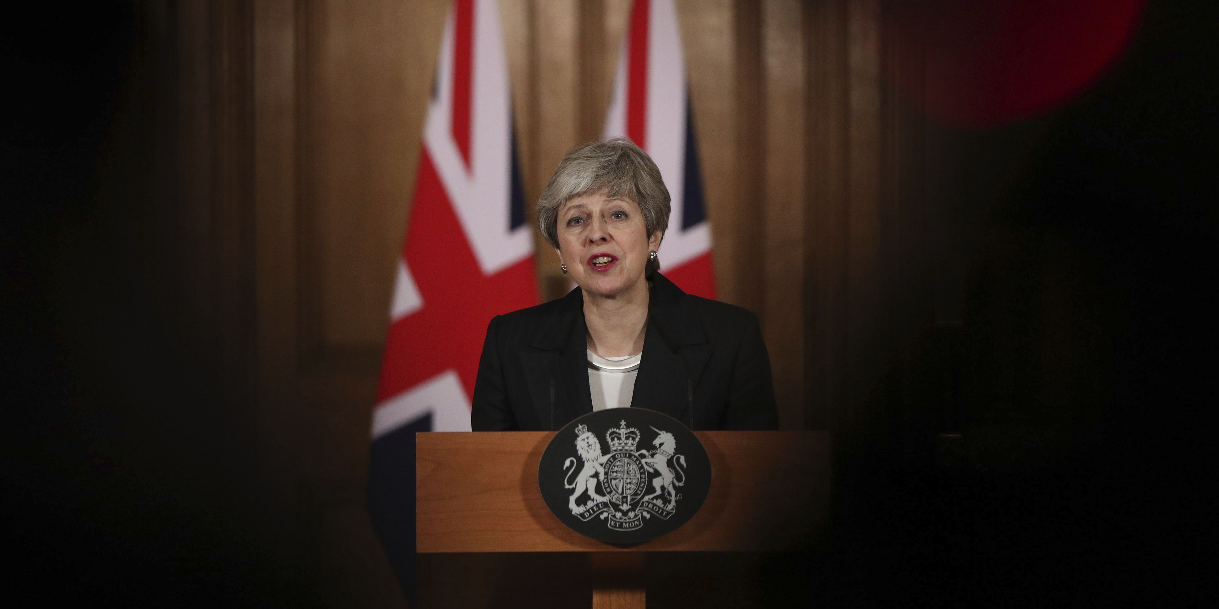 With Brexit 9 days away, Theresa May asks EU for delay, and possibility of messy no-deal departure looms