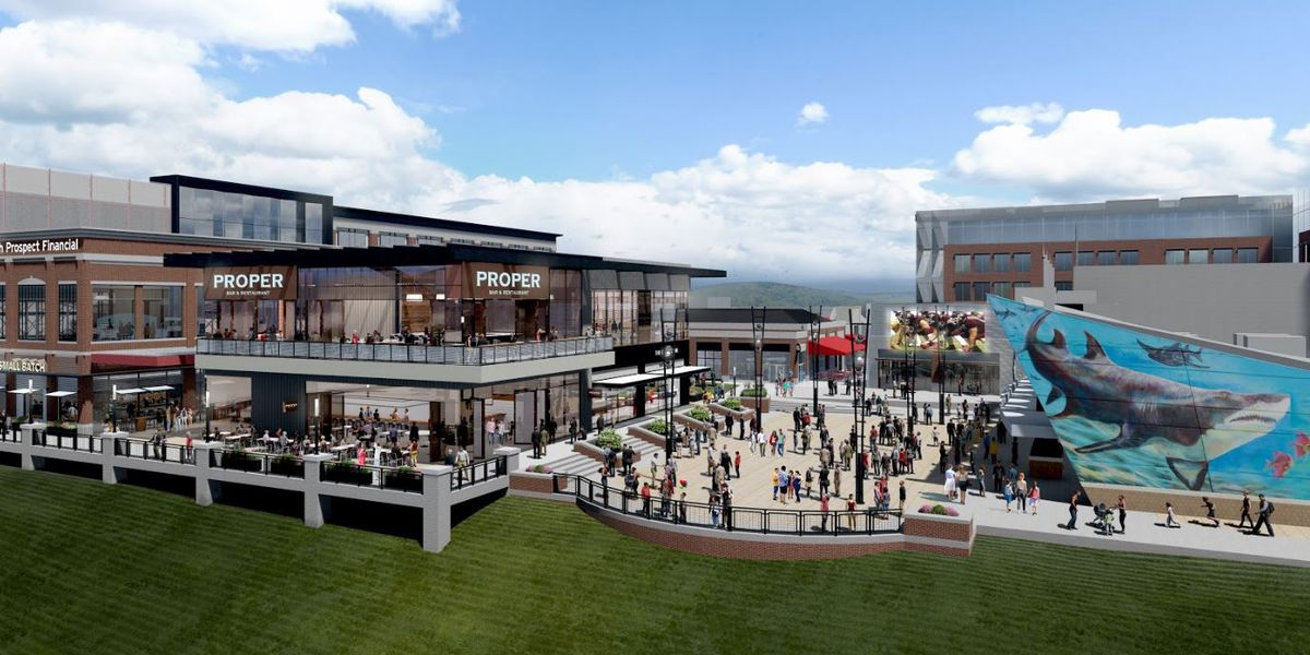 New owners reveal renderings of the reimagined Newport on the Levee