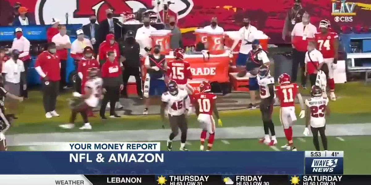 Your Money: NFL games and Amazon; Wendy's breakfast; Parler
