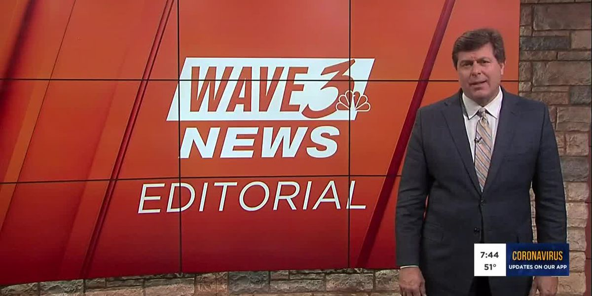 WAVE 3 News Editorial - Wednesday, April 15, 2020: Overcoming Adversity