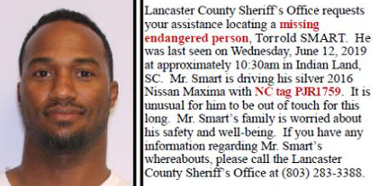 'He Hate Me,' former WKU football player Rod Smart has been found and is safe