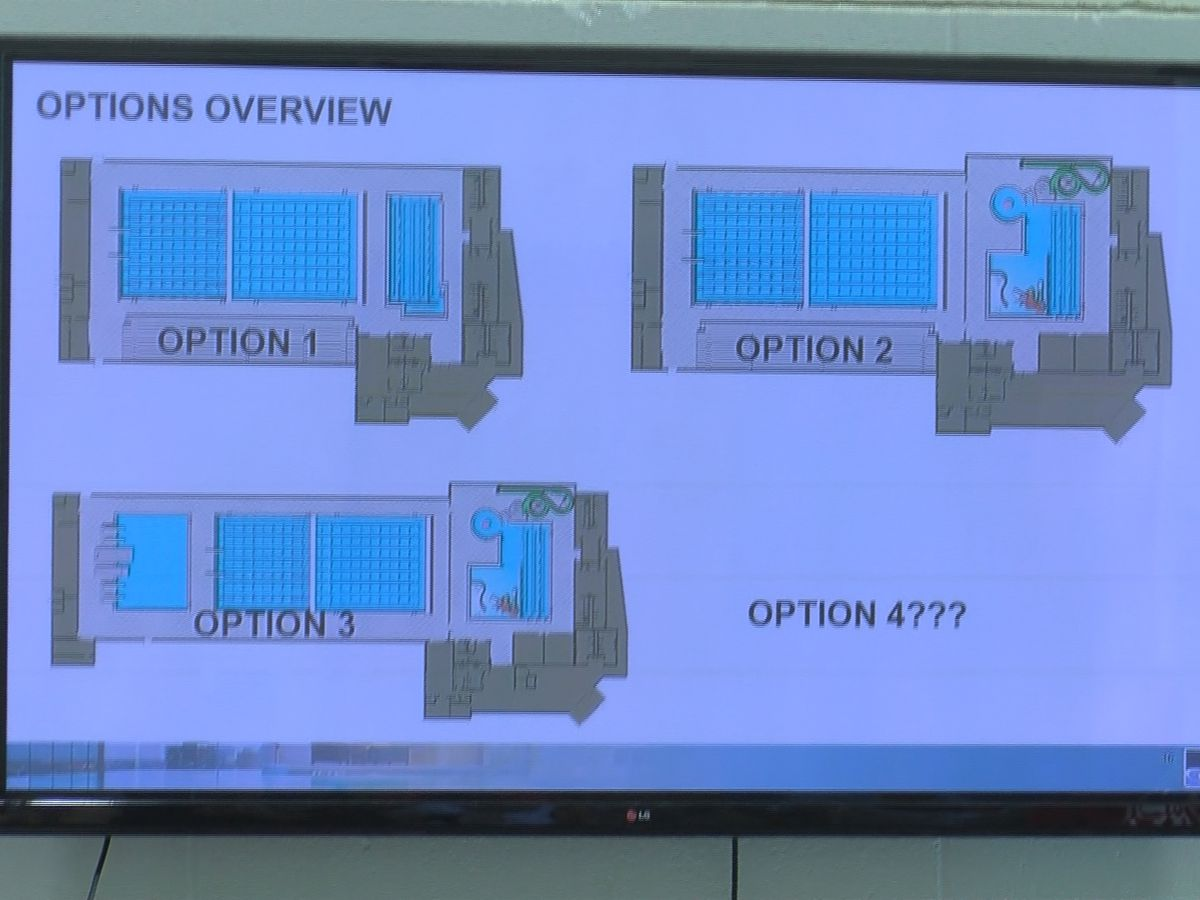 City leaders say talk of new aquatics center began before budget crisis