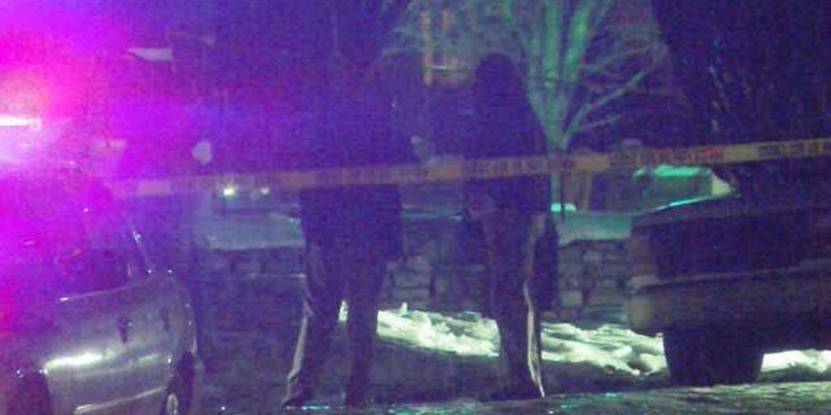 Homicide Unit investigating shooting in Russell neighborhood