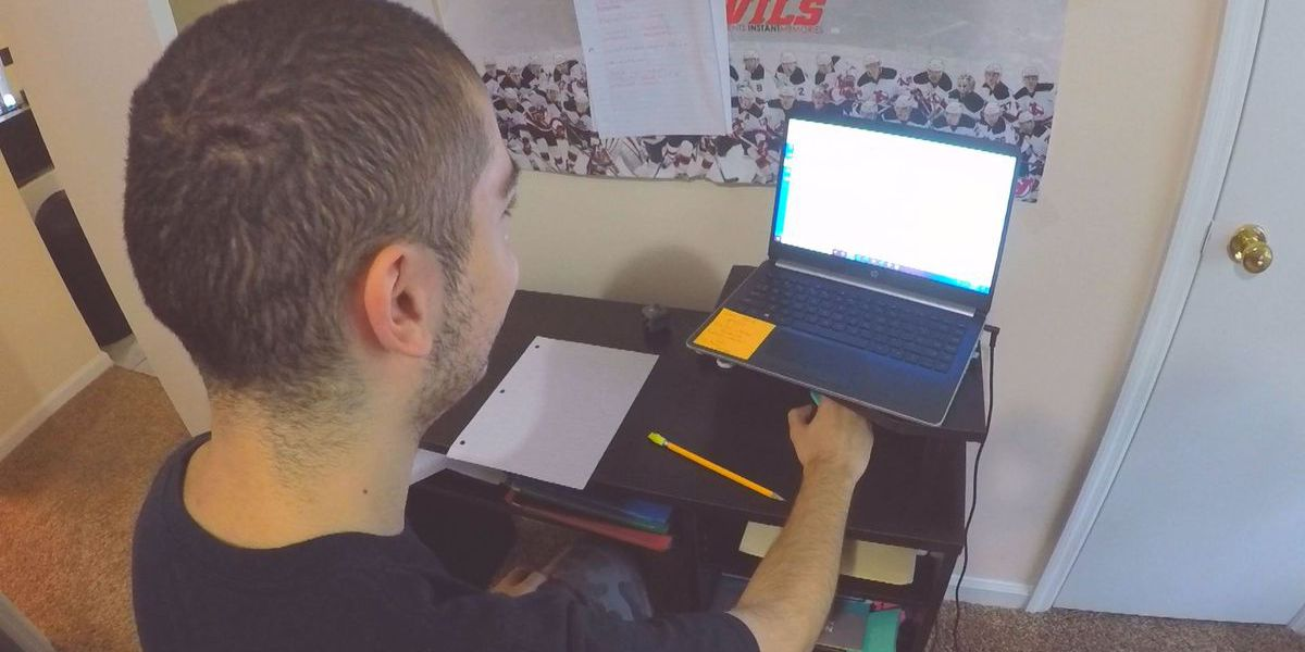 What online learning looks like for student with special needs