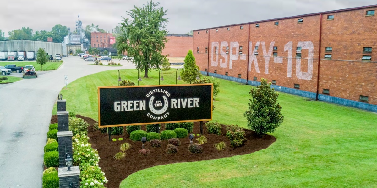 Green River Distilling Company being revived at original location in Owensboro