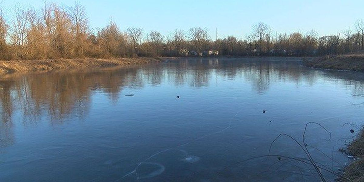 Firefighters practice ice rescue with new suits