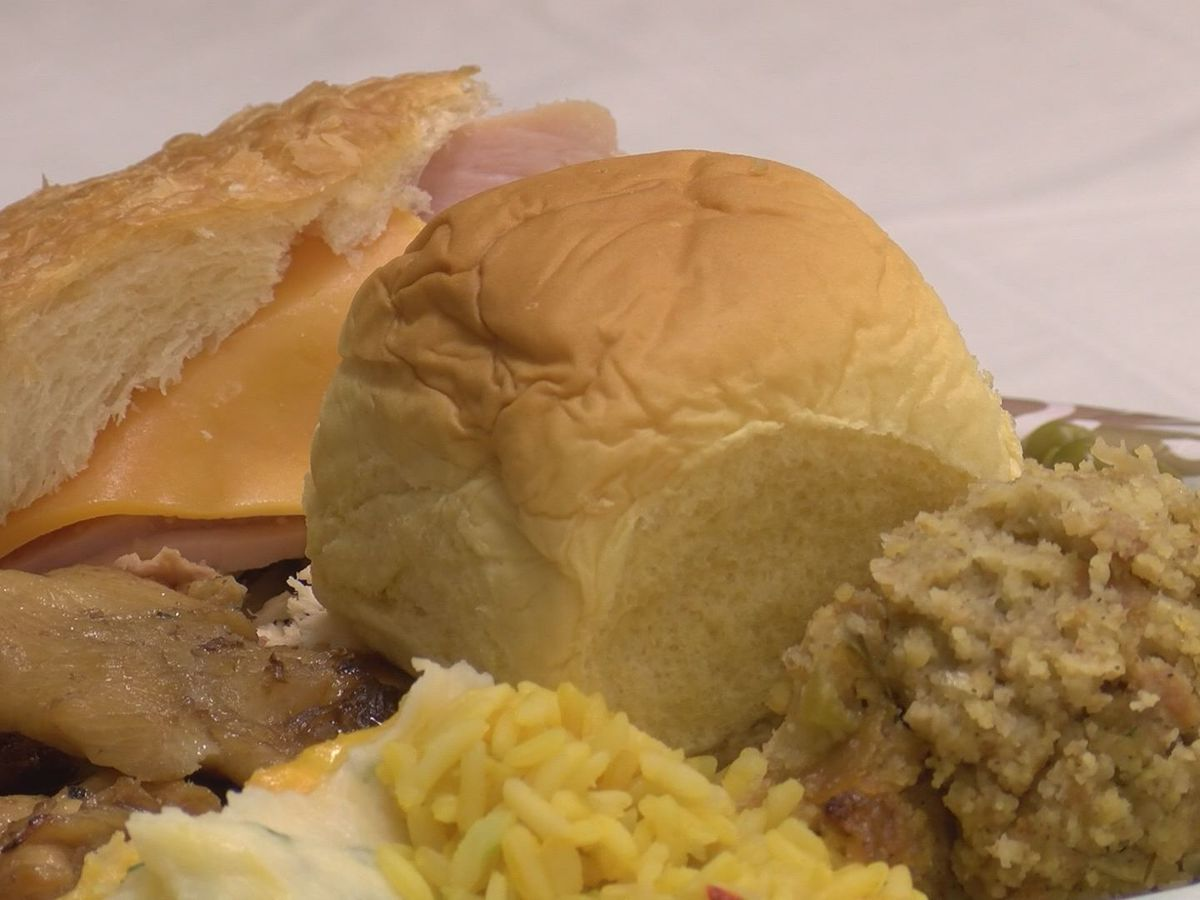 Thanksgiving Day buffets to be served at KY state parks