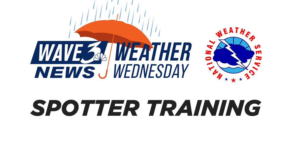 WAVE 3 News Weather Wednesday 4/29/20 - NWS Louisville Spottter Training