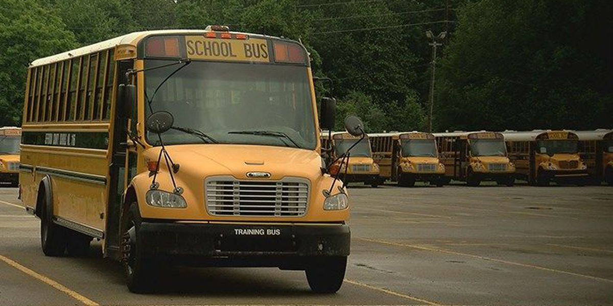 JCPS bus drivers compete in 38th annual skills competition