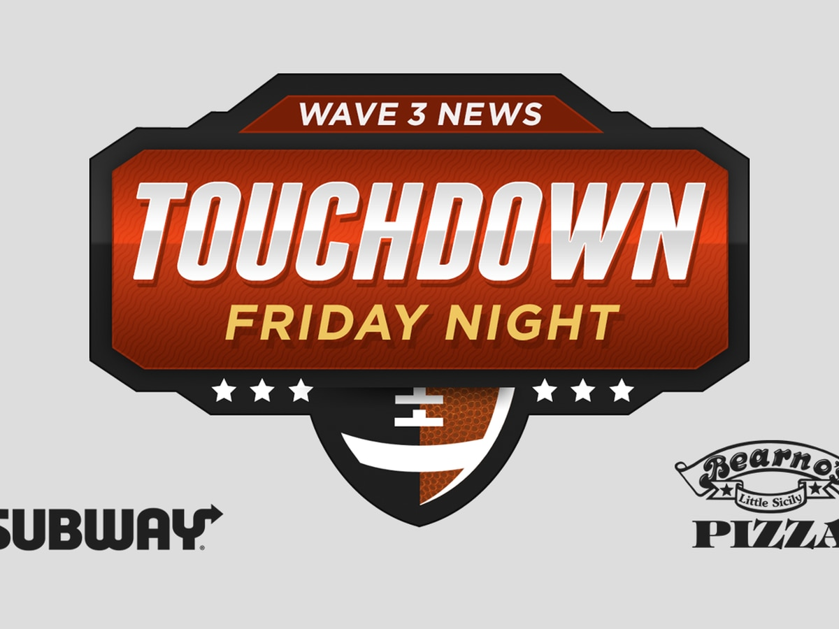 Touchdown Friday Night: Week 5 scores