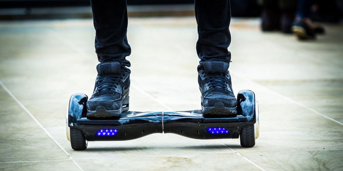 Hoverboard injuries keeping local doctors busy