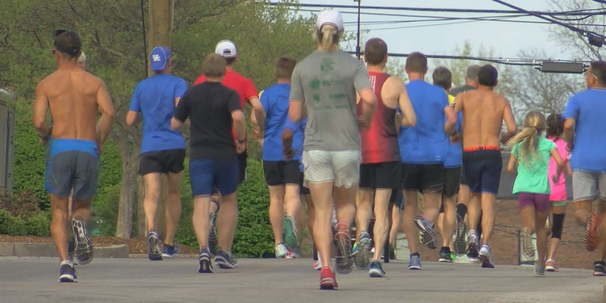 'There's nothing like it': Louisville-area runners head to Boston Marathon together