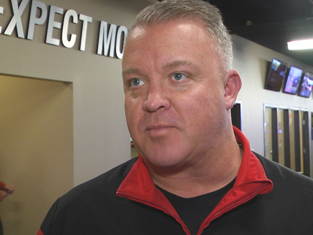 Ladybirds coach Todd Sharp dismissed from UofL; evidence of 'fiscal misconduct'