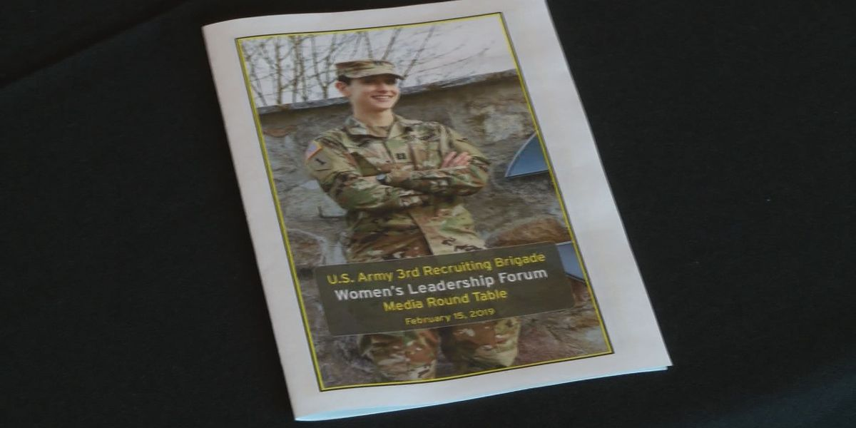 U.S. Army seeks input on opportunities, support for female soldiers