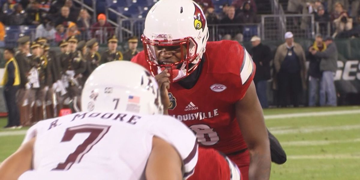 UofL's Lamar Jackson for the Heisman in 2016?