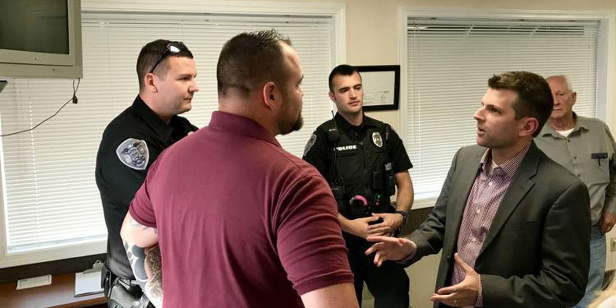 Georgetown officer reinstated after being cleared by ISP