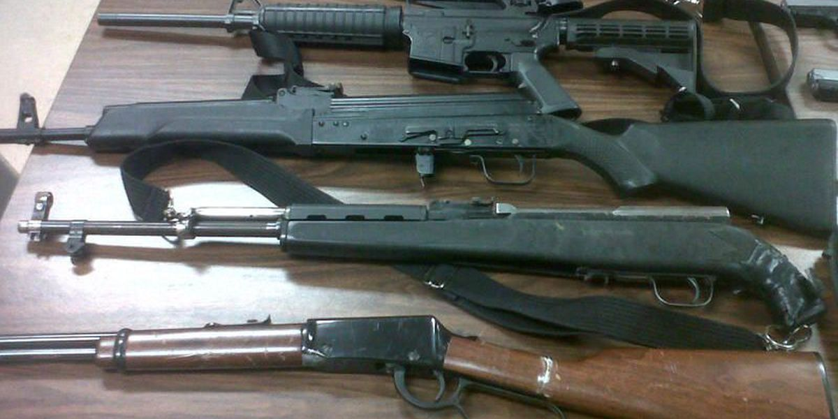 Criminals with stolen guns posing large threat in Louisville