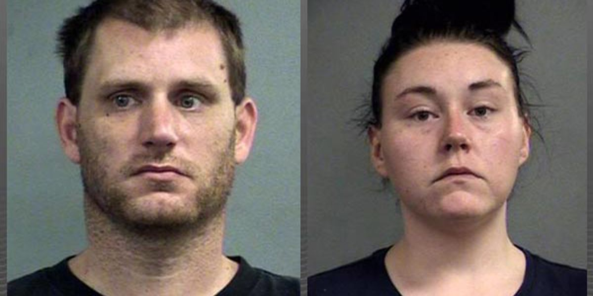 Couple arrested after son, 4, darts in front of bus in 'excessively soiled diaper'
