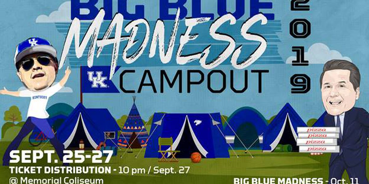 Big Blue Madness ticket distribution slated for Sept. 27