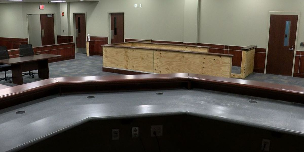 New judicial center will combine 3 courtrooms from 2 towns, improve safety