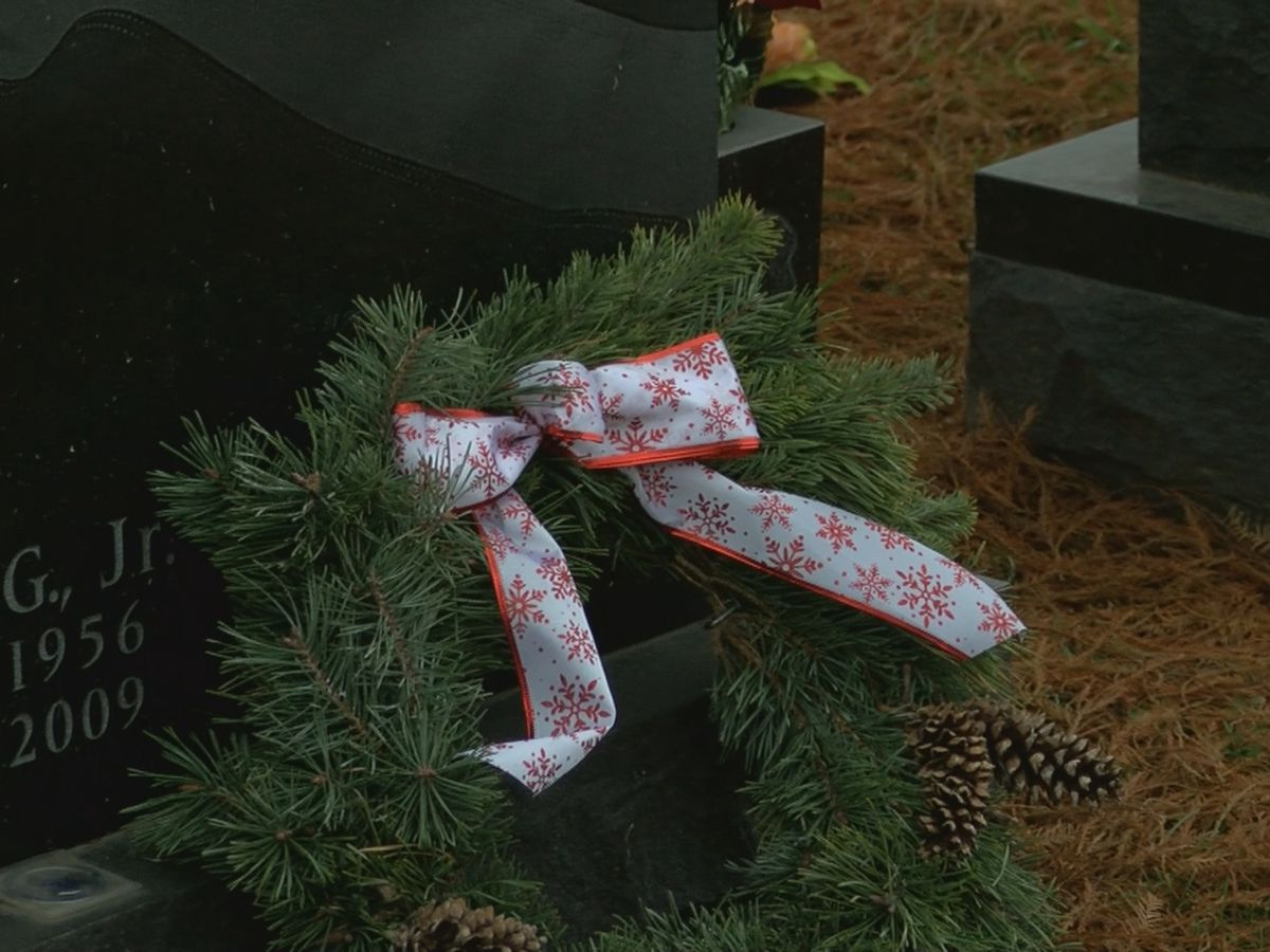 Former Kentucky Air Guardsman makes Christmas wreaths to honor the fallen