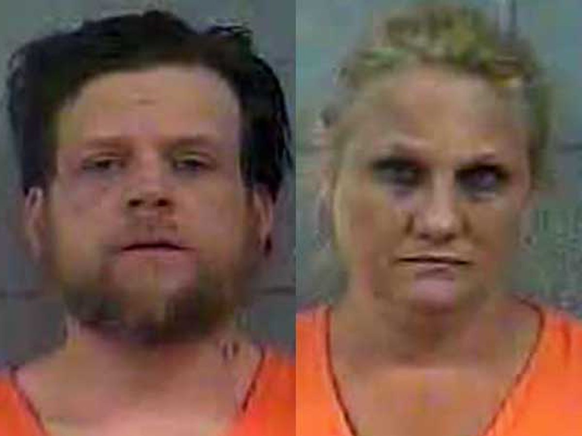 Shepherdsville couple in possession of stolen cars arrested