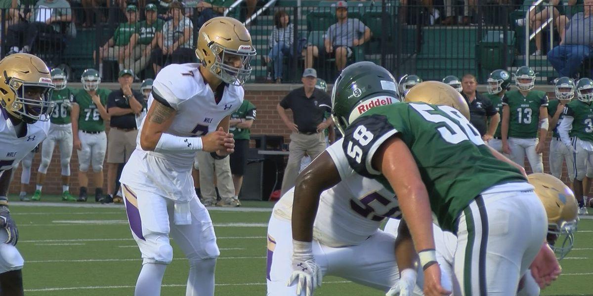 Male prepares for 6A semi-state showdown with Trinity