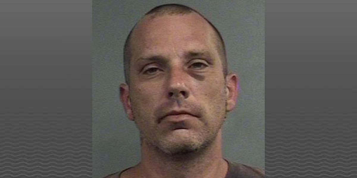 Man accused of drug possession, indecent exposure