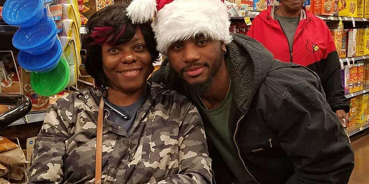 R&B star Bryson Tiller stuns Louisville shopper with surprise grocery gift
